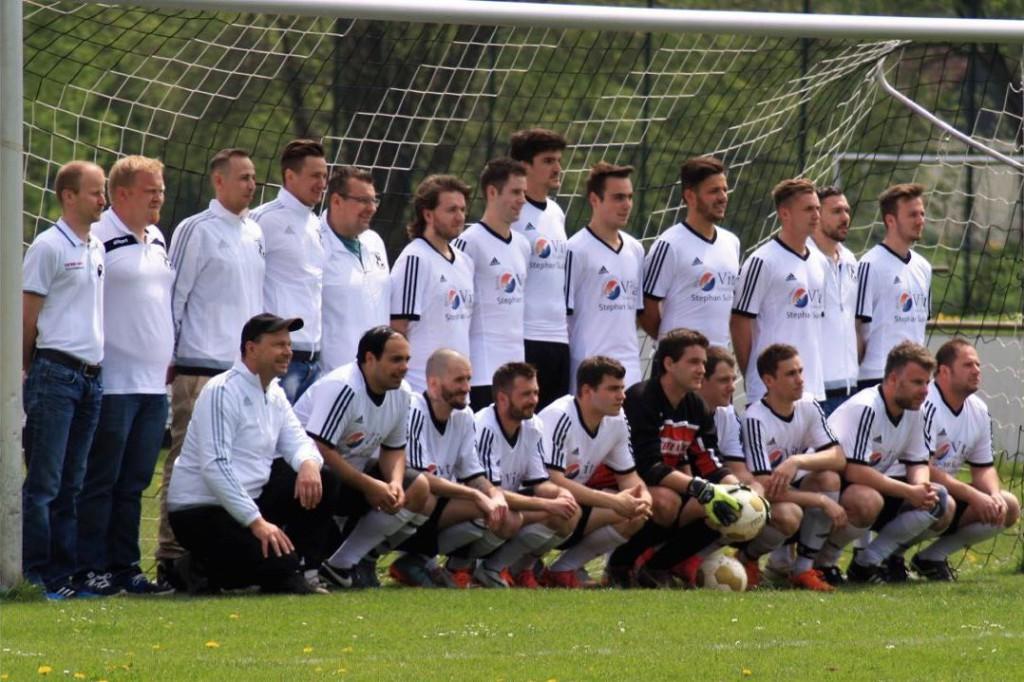 2016-17 Mannschaft Herren 2