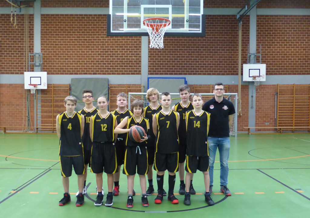 2016-17 U16 Basketball