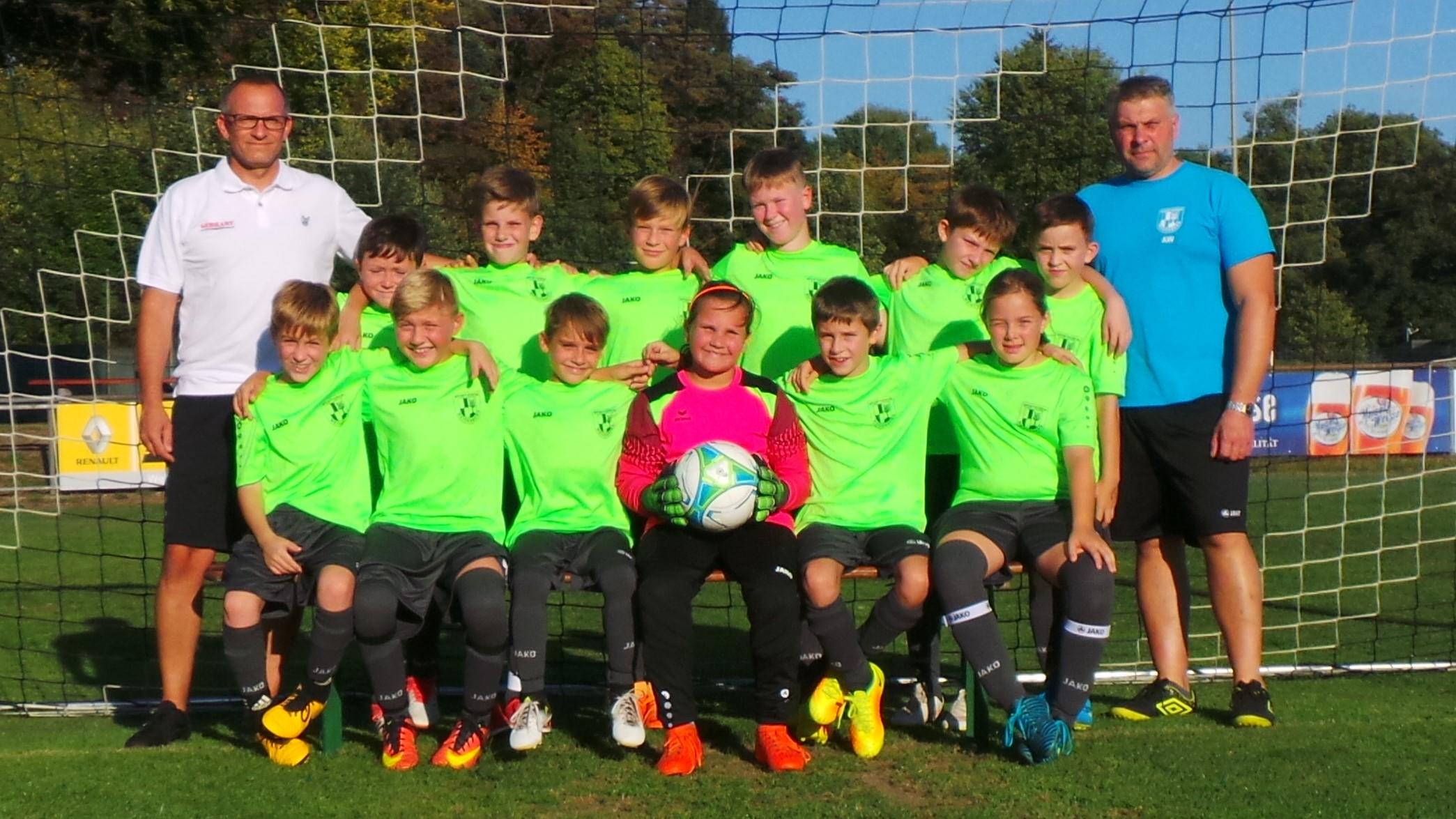 Fussball E Jugend Svw