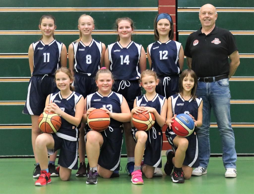 2019-20 U12 Maedchen