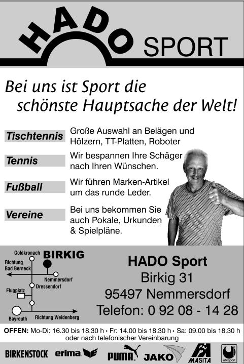 HADO Sport groß